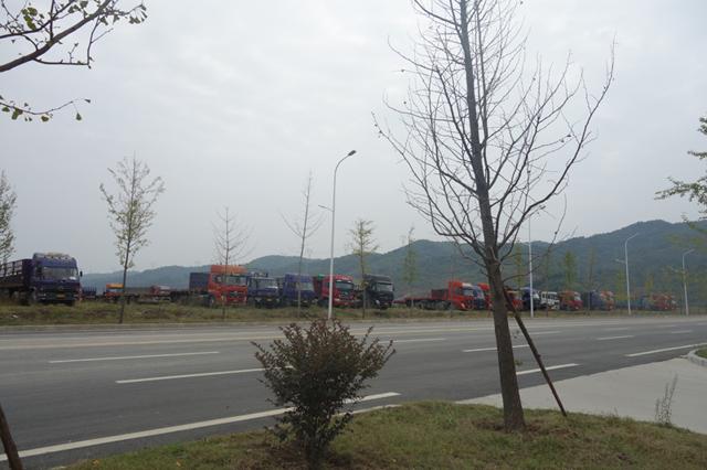 林安停车场